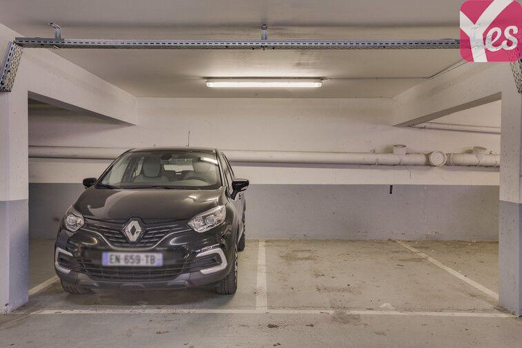 Parking Allée du château - Aubervilliers gardien