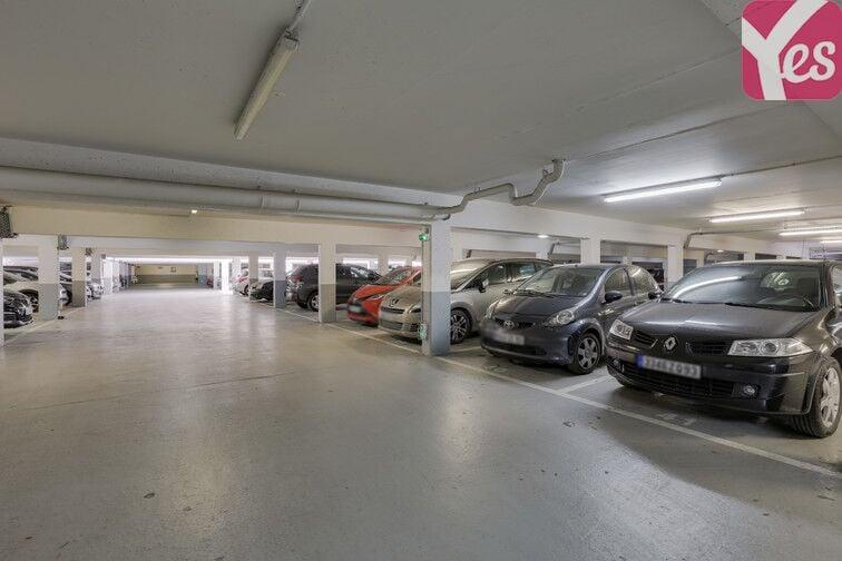 Parking Allée du château - Aubervilliers sécurisé