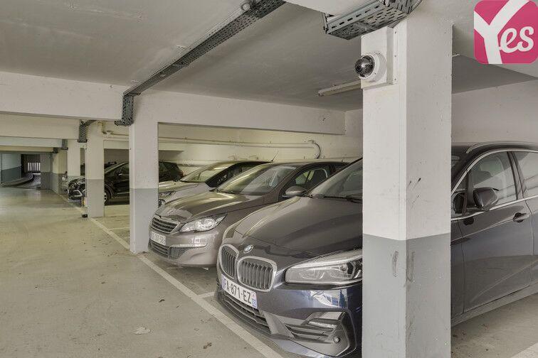 Parking Allée du château - Aubervilliers garage