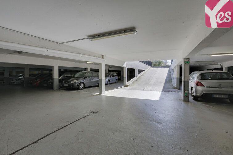 Parking Allée du château - Aubervilliers souterrain