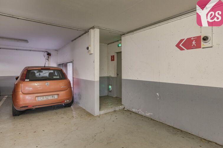 Parking Allée du château - Aubervilliers 93300