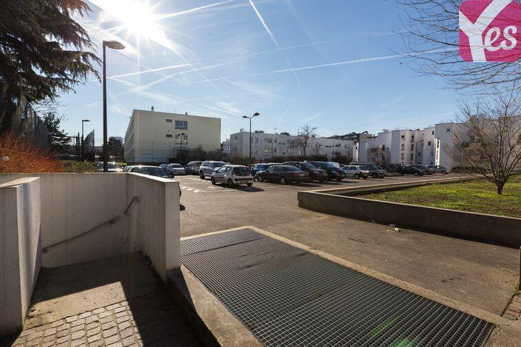 Parking Allée du château - Aubervilliers box