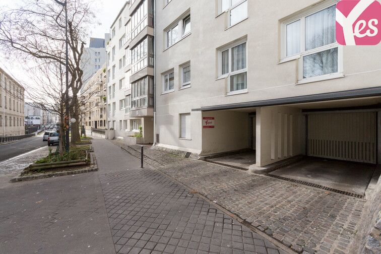 Location parking Amiral Roussin - Necker- Paris 15