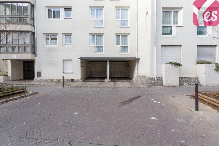 Parking Amiral Roussin - Necker- Paris 15 garage