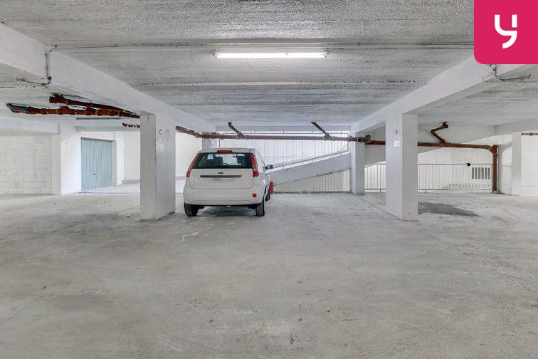 L'applicazione Yespark rende facile l'accesso al parcheggio! Posti in affitto a Torino