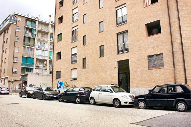 Parcheggio Torino - Borgo Filadelfia telecamera
