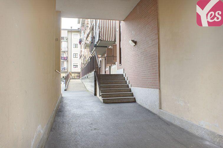 Parcheggio Torino - Giardino di Via Como in affitto