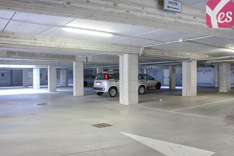 Parcheggio Torino - Giardino di Via Como garage