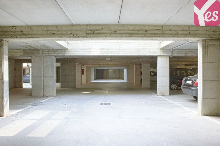 Parcheggio Torino - Giardino di Via Como 24/24 7/7