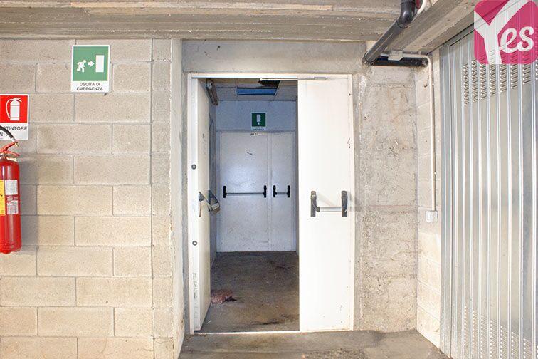 Parcheggio Torino - Giardino di Via Como telecamera