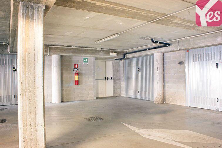 Parcheggio Torino - Giardino di Via Como guardiano