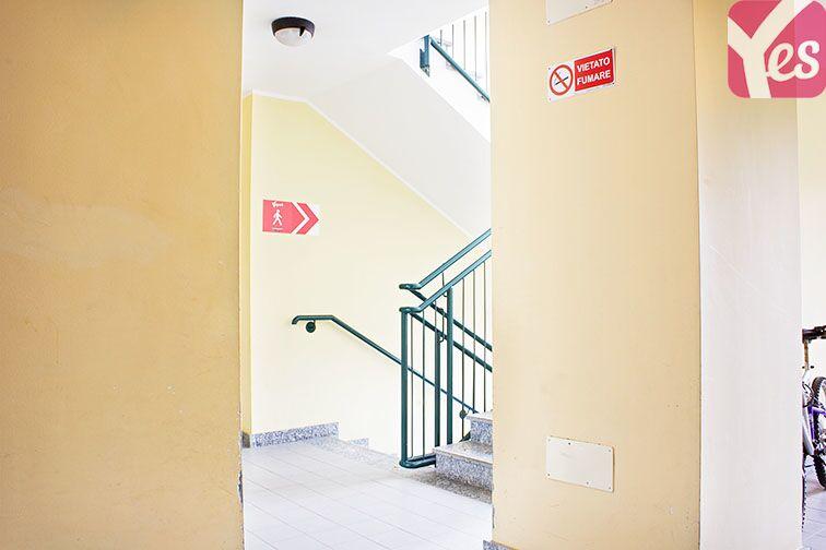 Parcheggio Piossasco - Viale Parri telecamera