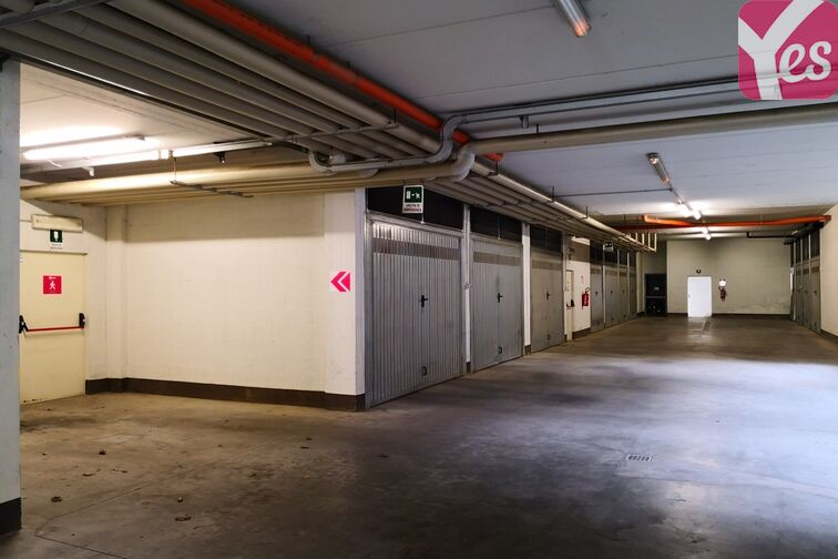 Parcheggio Rivoli - Via Mongioie sicuro