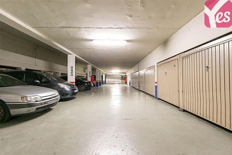 Parking Ursulines - Centre-ville - Poissy sécurisé
