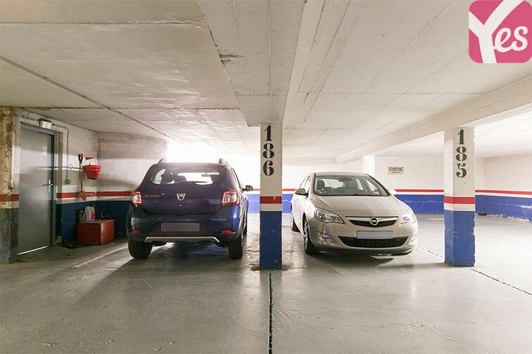 Parking Ursulines - Centre-ville - Poissy box