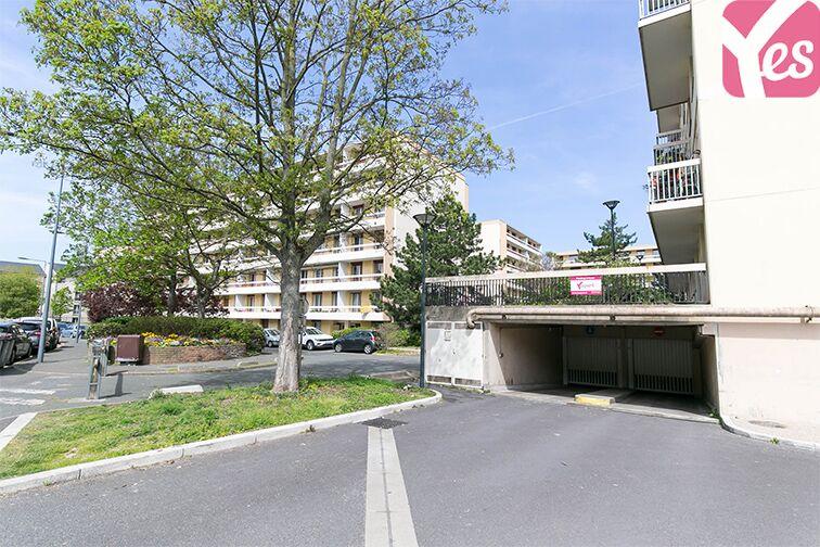 Parking Ursulines - Centre-ville - Poissy caméra