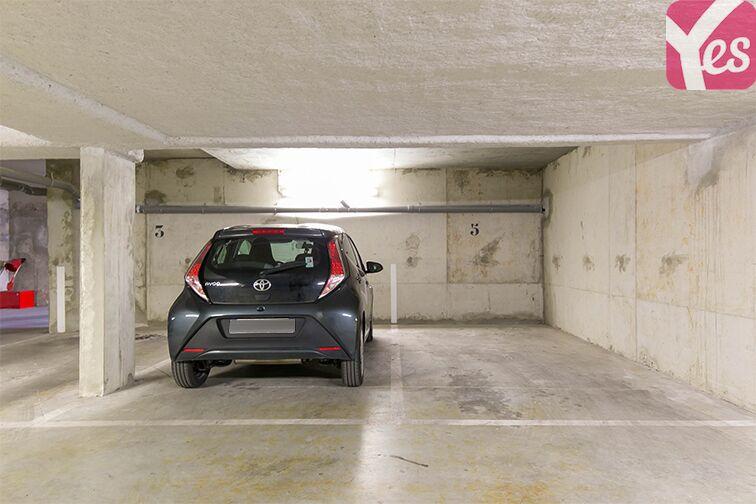Parking Rue Carnot - Centre-ville - Les Mureaux en location