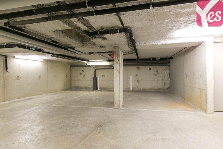 Parking Rue Carnot - Centre-ville - Les Mureaux 78130
