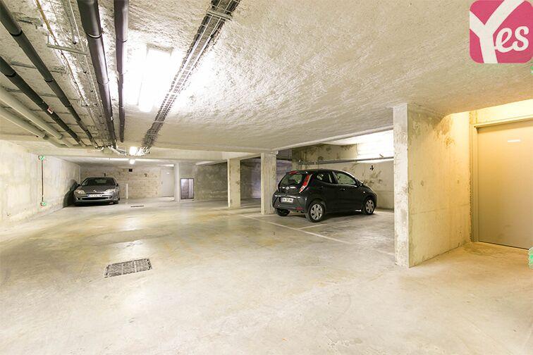 Parking Rue Carnot - Centre-ville - Les Mureaux location mensuelle