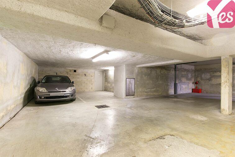 Parking Rue Carnot - Centre-ville - Les Mureaux 24/24 7/7