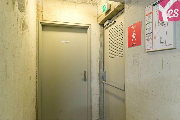 Parking Rue Carnot - Centre-ville - Les Mureaux souterrain