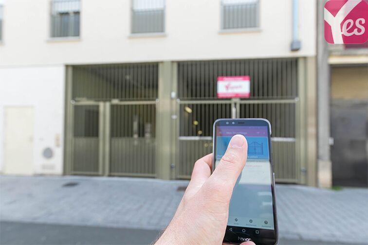 location parking Rue Carnot - Centre-ville - Les Mureaux
