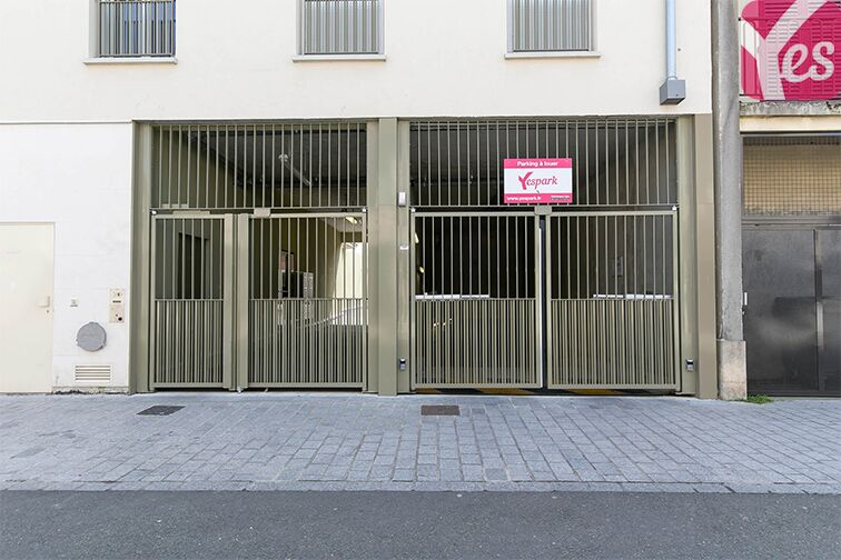 Parking Rue Carnot - Centre-ville - Les Mureaux box