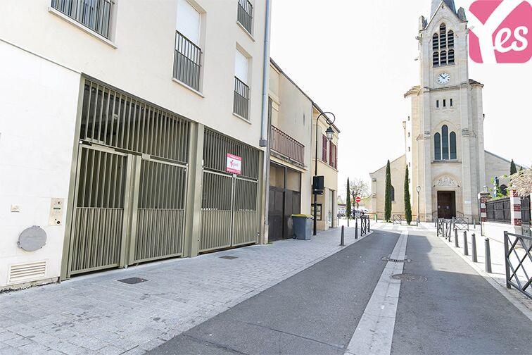 Parking Rue Carnot - Centre-ville - Les Mureaux à louer