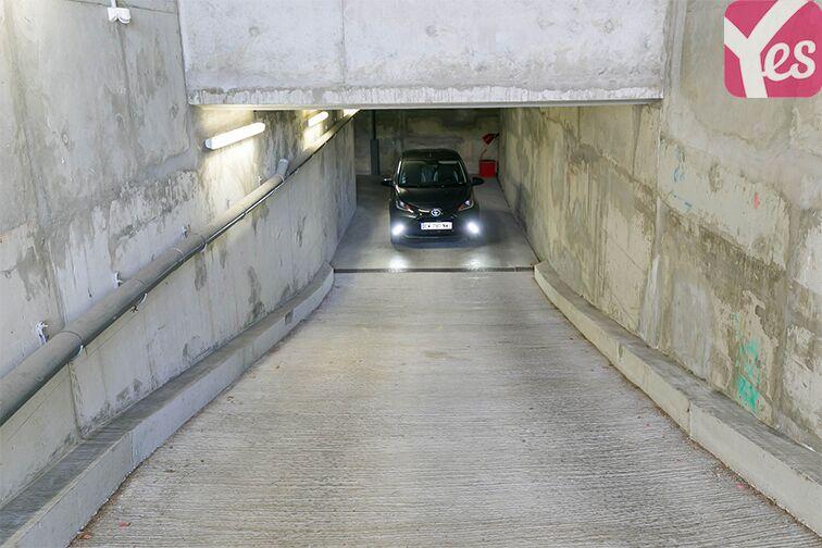 Parking Rue Carnot - Centre-ville - Les Mureaux caméra