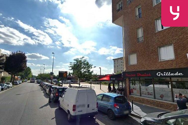 location parking Mairie de La Queue-en-Brie