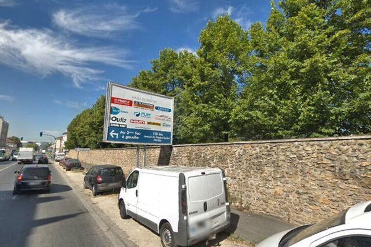 location parking Gare des Boullereaux Champigny