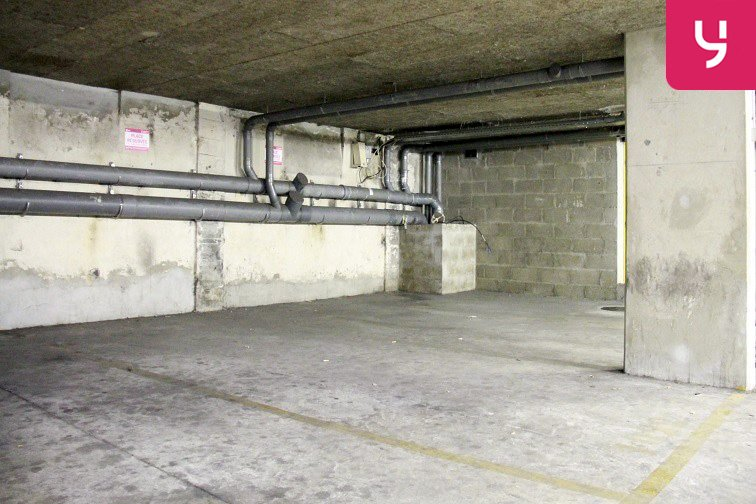 Parking Olivier Métra location mensuelle