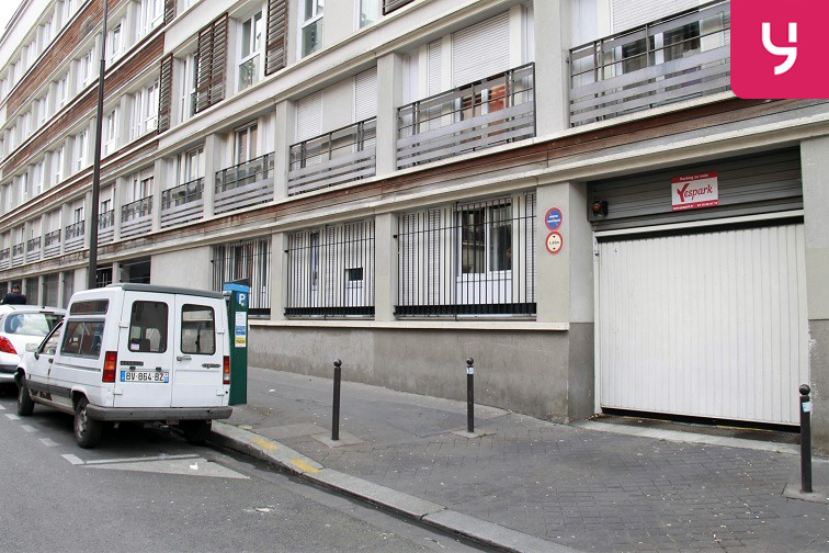 location parking Olivier Métra