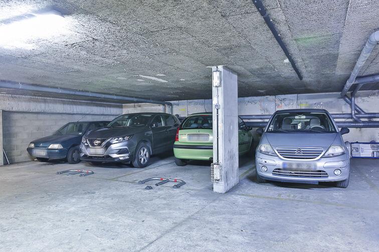 Parking Olivier Métra souterrain