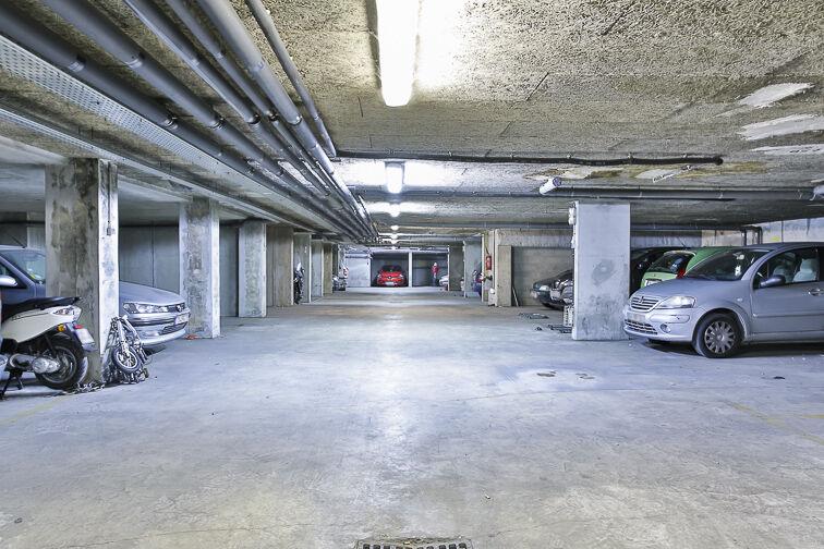 Parking Olivier Métra sécurisé