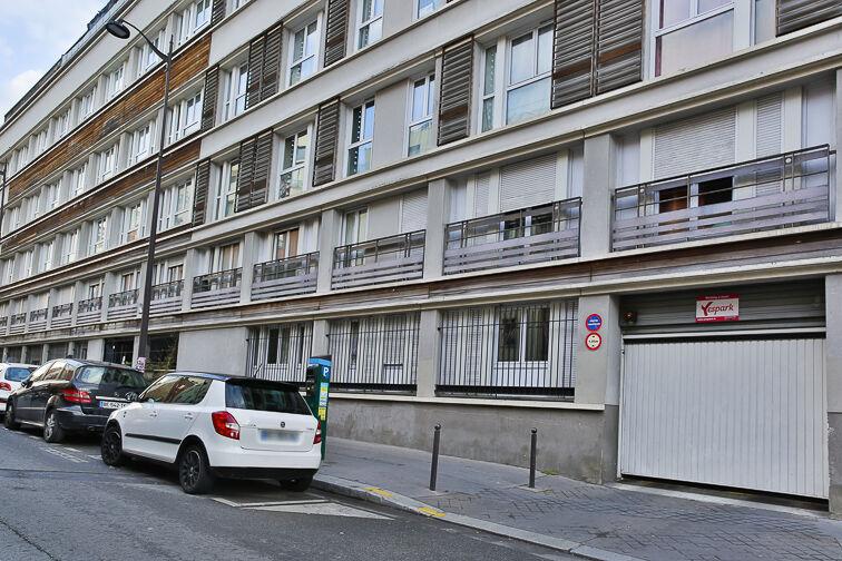 Parking Olivier Métra 75020