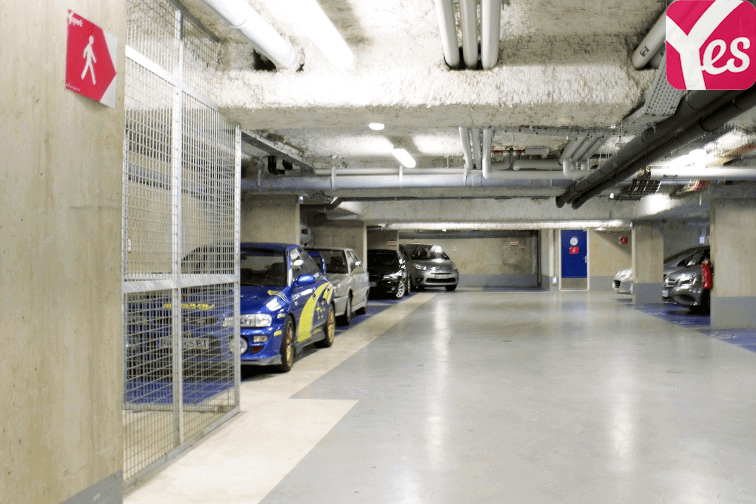 location parking Valmy - Lyon