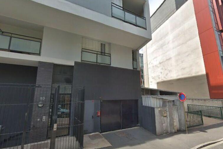 Parking René Thibert - Léo Lagrange - Villejuif 10 rue Rene Thibert