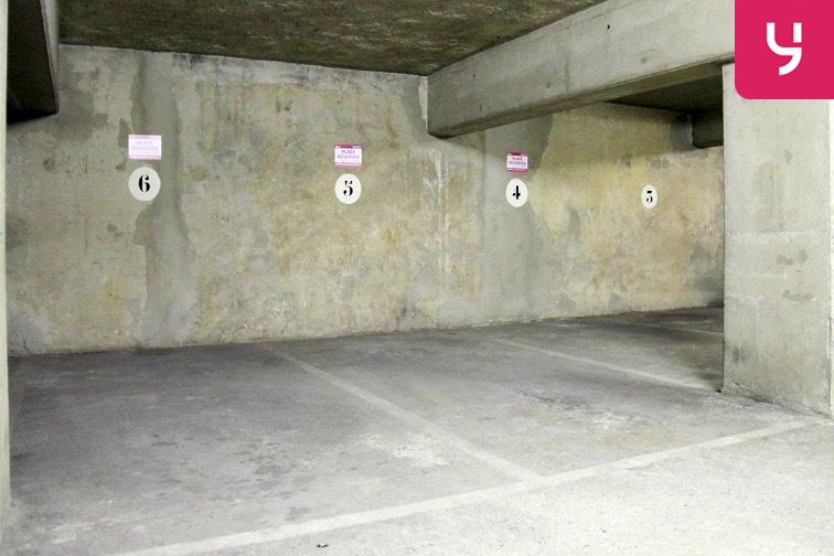 location parking Voltaire - Saint-Ambroise