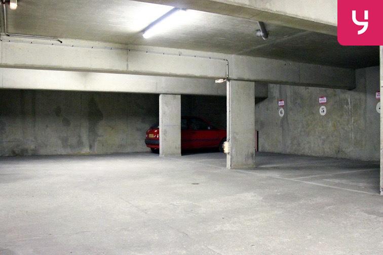Parking Voltaire - Saint-Ambroise 75011