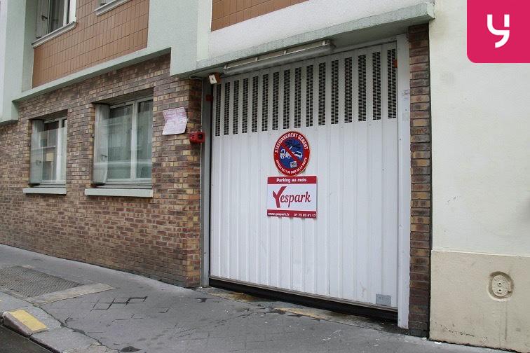 Parking Voltaire - Saint-Ambroise en location