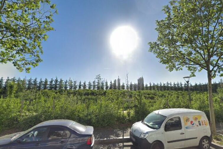 Parking Gymnase Gerard Roussel - Valenton location
