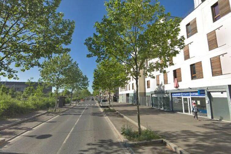 Parking Gymnase Gerard Roussel - Valenton souterrain