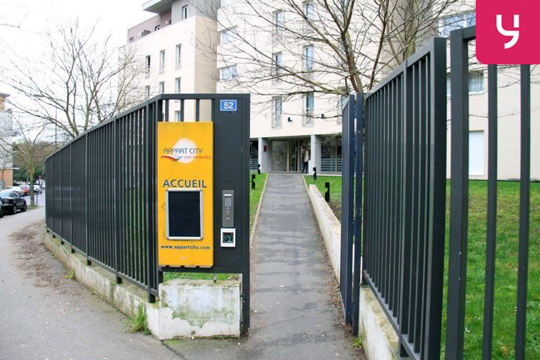 Parking Cergy - Le Haut - RER sécurisé