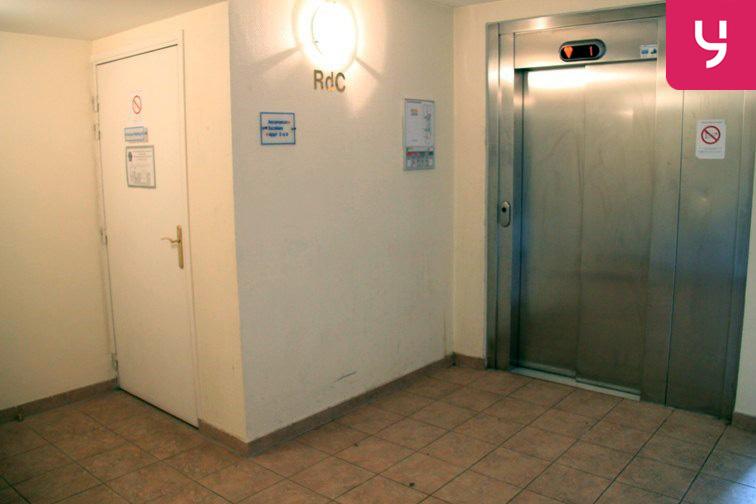 Parking Cergy - Le Haut - RER souterrain