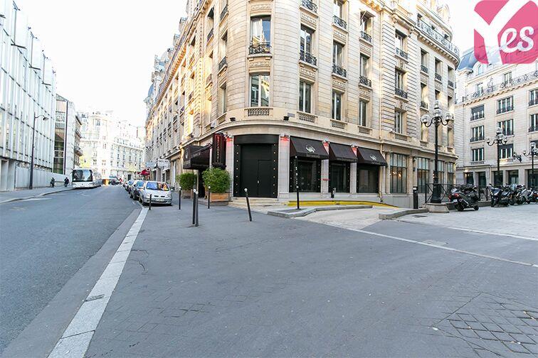 Parking Boulevard des Italiens - Paris 9 75009