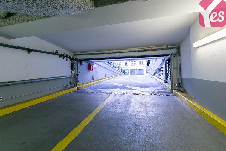 Parking Boulevard des Italiens - Paris 9 sécurisé