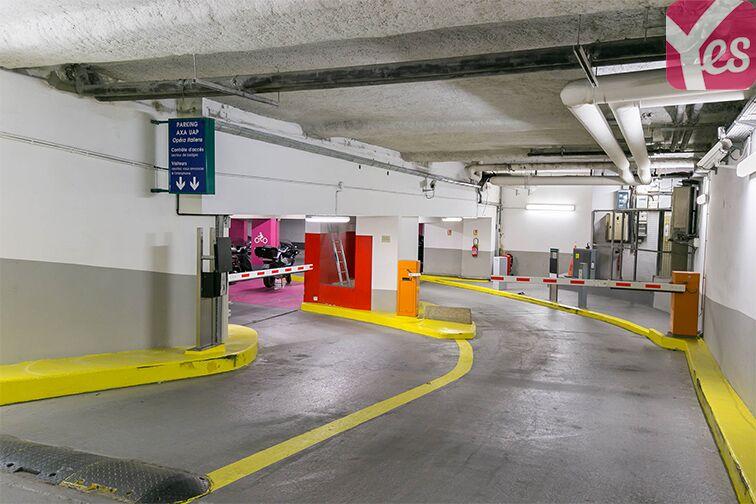 Parking Boulevard des Italiens - Paris 9 3 rue taitbout