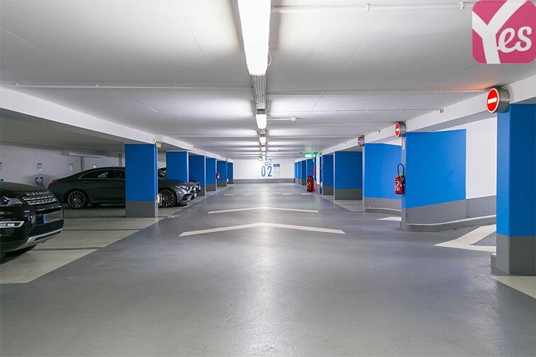 Parking Boulevard des Italiens - Paris 9 à louer