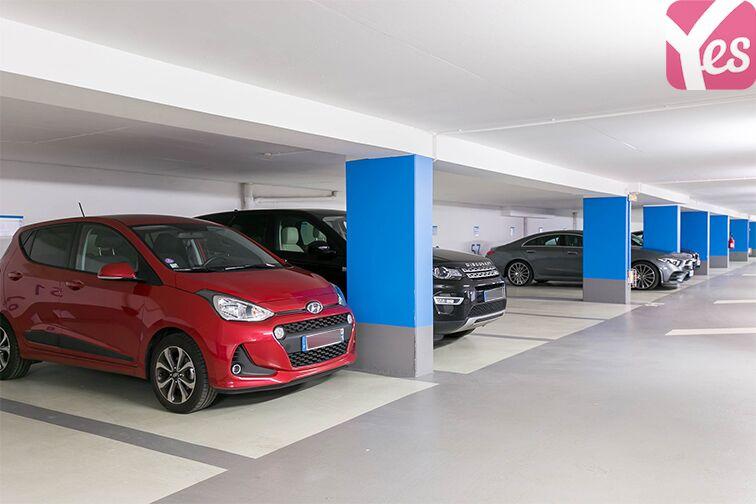 Parking Boulevard des Italiens - Paris 9 Paris